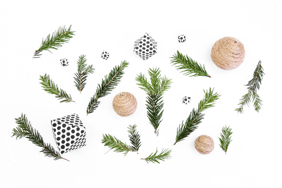 DIY décoration de Noël par ADC