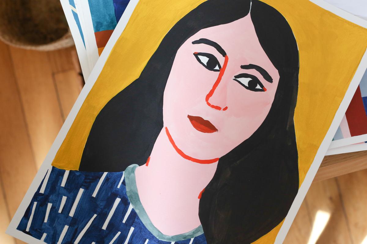 Rencontre avec l'illustratrice Léa Maupetit