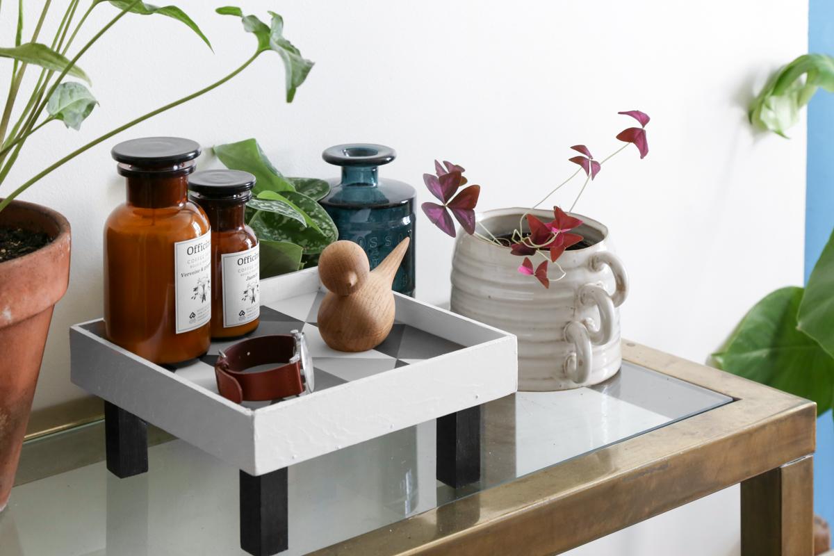 diy vide poche avec des carreaux de ciment adc x leroy merlin. Black Bedroom Furniture Sets. Home Design Ideas