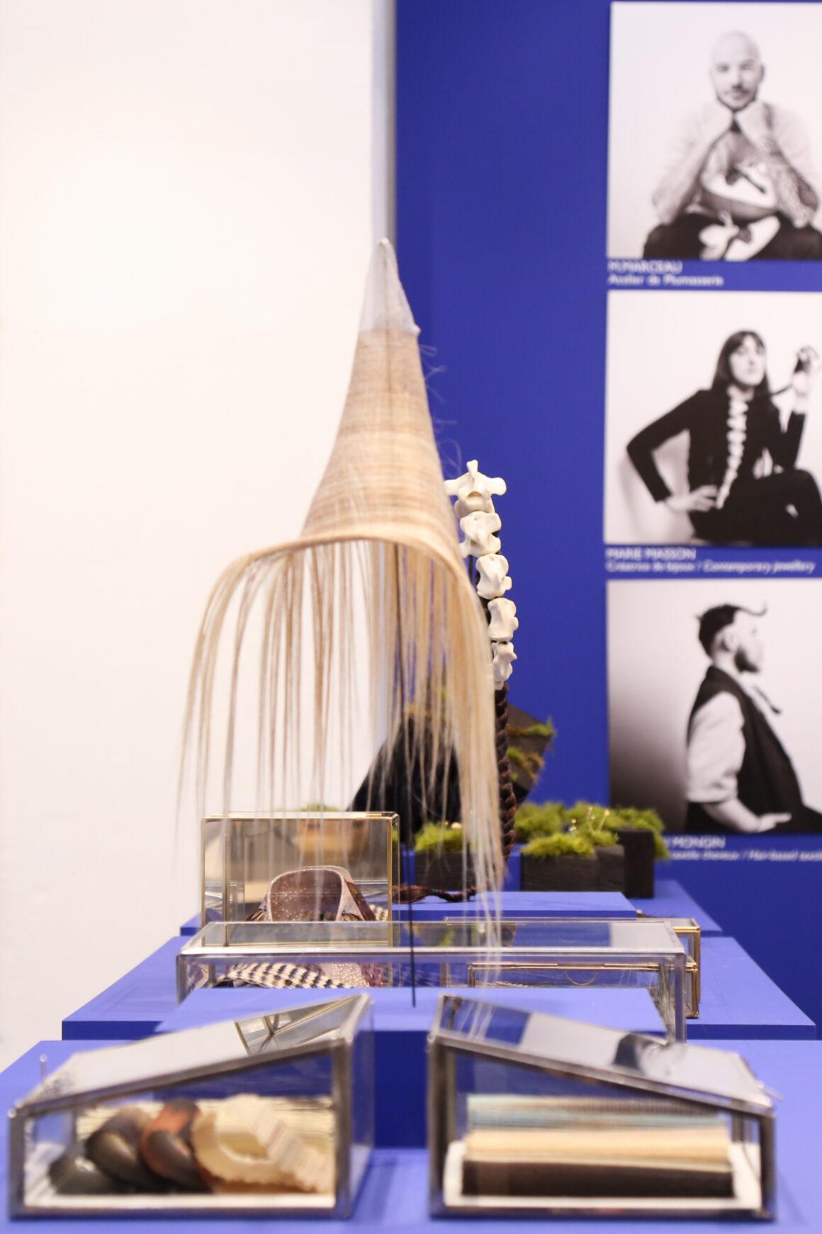 Découvrez le travail des trois lauréats du Prix de la Jeune Création Métiers d'Art 2017 dans l'exposition qui leur est dédiée chez EMPREINTES.