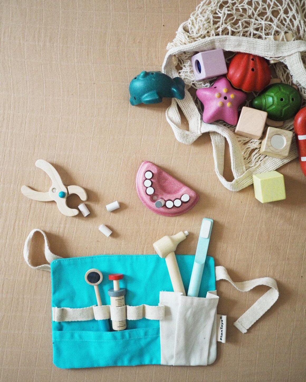 Jeux plan toys en bois d'Hévéa disponible sur la boutique en ligne Mouflette