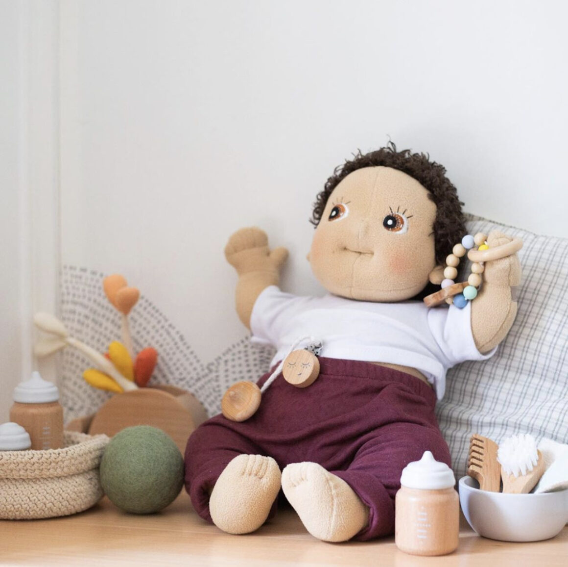 Rubens Baby Ruben's Barn par Atelier de Curiosité @adc_deborah