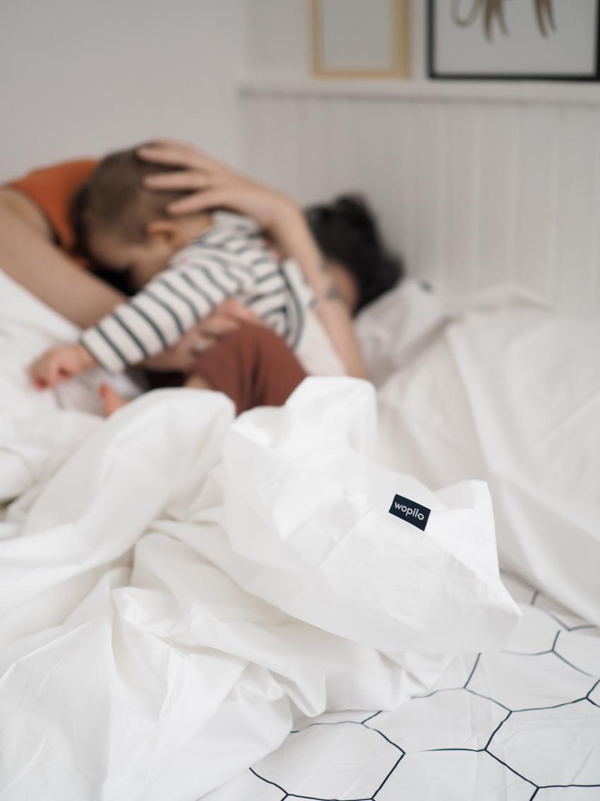 linge de lit en coton bio Wopilo